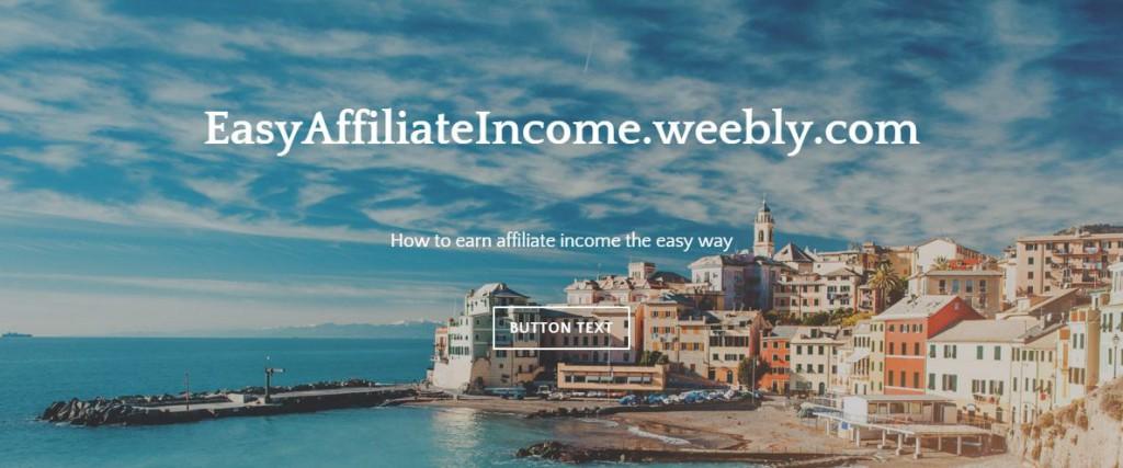weebly.com website builder program